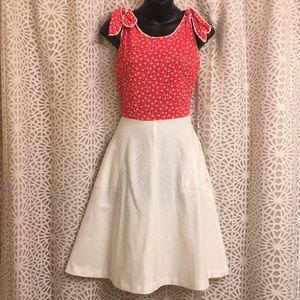 Vintage Vicky Vaughn dress